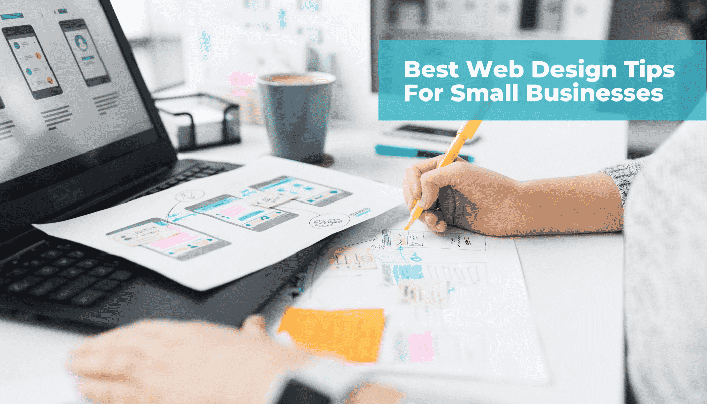 web design tips for small business