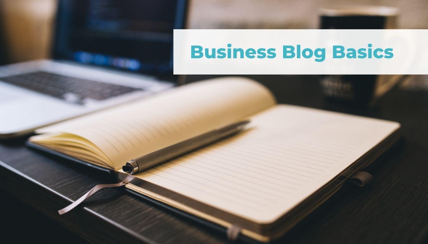 Business Blog Basics image